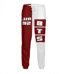 Заказать спортивные штаны с логотипом. Печать на штанах в Екатеринбурге