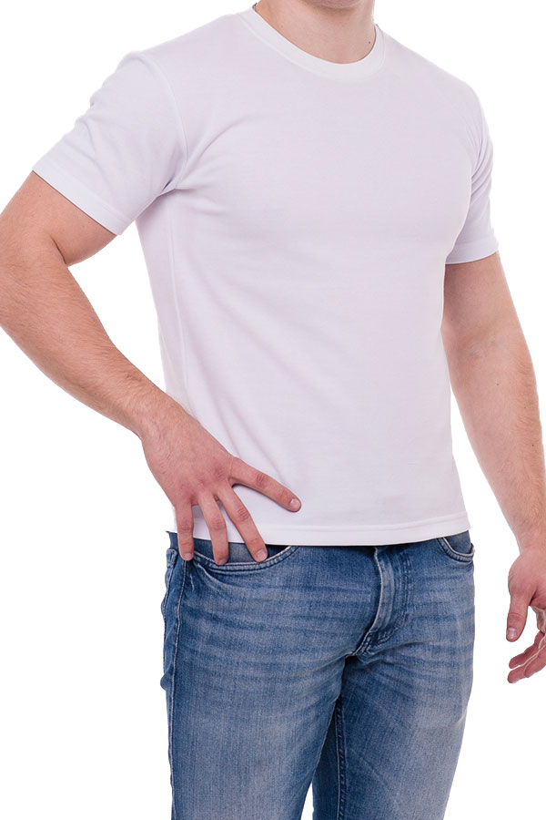 Мужская футболка для сублимации