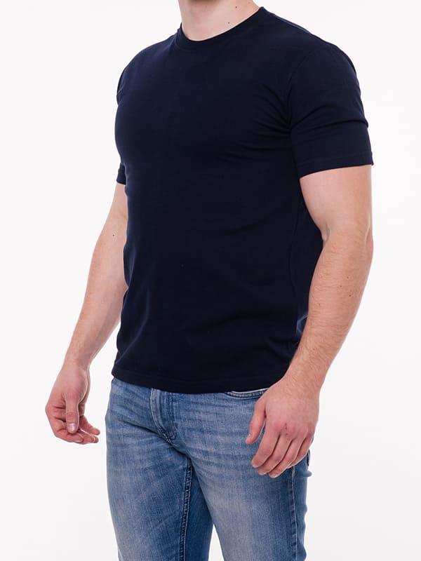 Мужская футболка премиум, цвет Белый