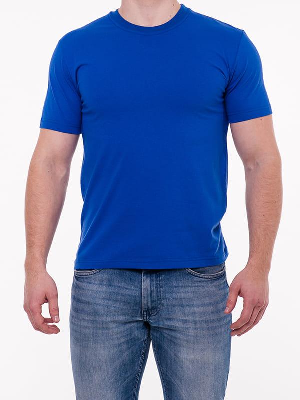 Мужская футболка стандарт, цвет Белый