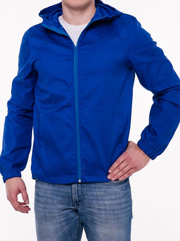 Куртка специальная с капюшоном, цвет Белый