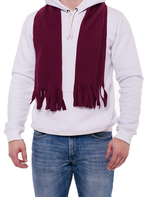 Флисовый шарф