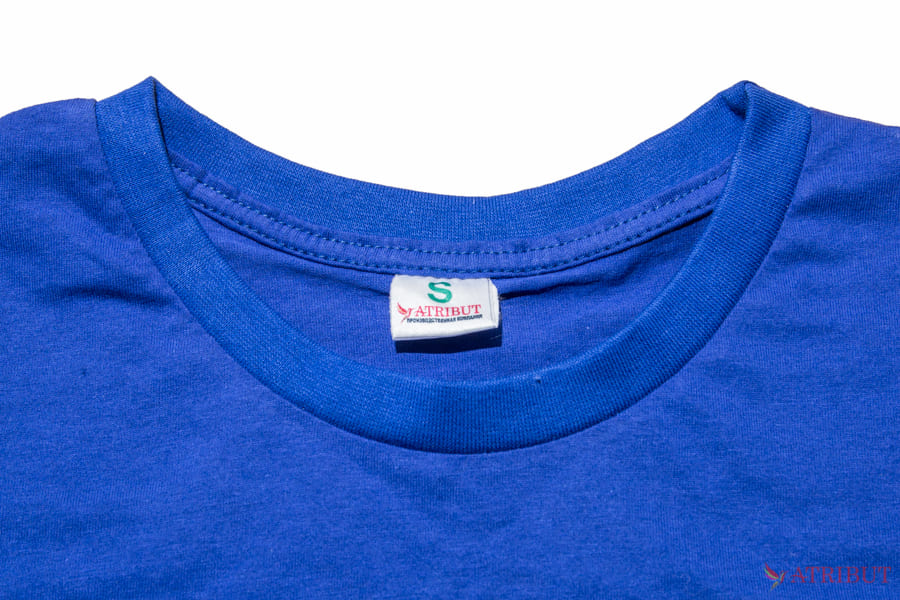 Мужская футболка стандарт евро, цвет Белый