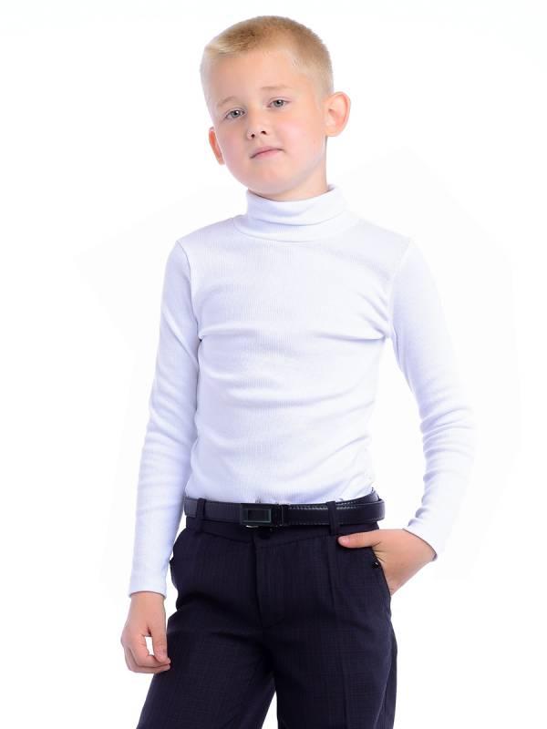Водолазка детская, цвет Белый
